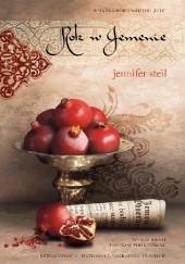 Okładka książki Rok w Jemenie Jennifer Steil