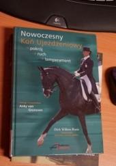 Okładka książki Nowoczesny koń ujeżdżeniowy Dirk Willem Rosie