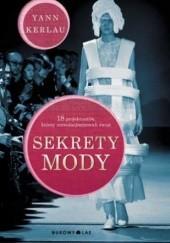 Okładka książki Sekrety mody Yann Kerlau