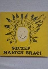 Okładka książki Szczep Małych Braci Kazimierz Dębnicki