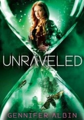 Okładka książki Unraveled Gennifer Albin