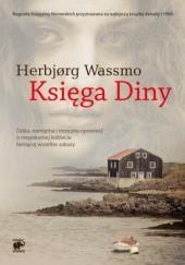 Okładka książki Księga Diny Herbjørg Wassmo