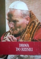 Okładka książki Droga do Rzymu Józef Szczypka