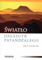 Okładka książki Światło jogasutr Patańdżalego B. K. S. Iyengar