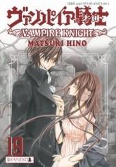 Okładka książki Vampire Knight tom 19 Hino Matsuri