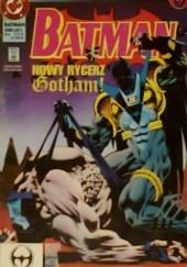 Okładka książki Batman 6/1996 Douglas Moench,Mike Manley