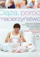 Okładka książki Ciąża, poród, macierzyństwo Paolo Sarti,Giuseppe Sparnacci