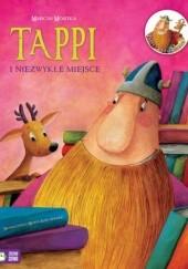 Okładka książki Tappi i niezwykłe miejsce Marcin Mortka