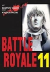 Okładka książki Battle Royale 11 Koushun Takami,Masayuki Taguchi