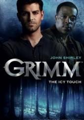 Okładka książki The Icy Touch John Shirley