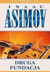 Okładka książki Druga Fundacja Isaac Asimov