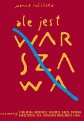 Okładka książki Ale jest Warszawa Joanna Rolińska