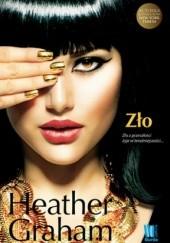 Okładka książki Zło Heather Graham