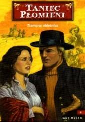 Okładka książki Złamane obietnice Jane Mysen