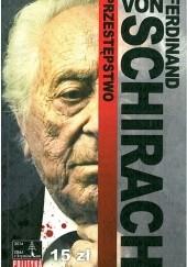 Okładka książki Przestępstwo Ferdinand von Schirach