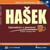 Okładka książki Opowieści z piwiarni Jaroslav Hašek