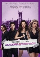 Okładka książki Akademia wampirów