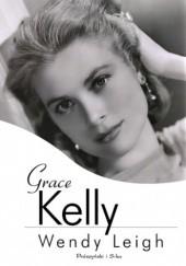 Okładka książki Grace Kelly Wendy Leigh