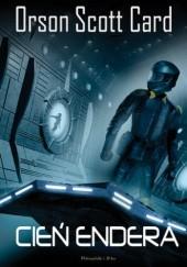 Okładka książki Cień Endera Orson Scott Card