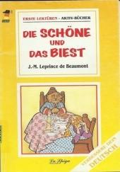 Okładka książki Die Schöne und das Biest Jeanne-Marie Leprince de Beaumont