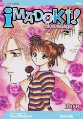 Okładka książki Imadoki! #4 Yū Watase