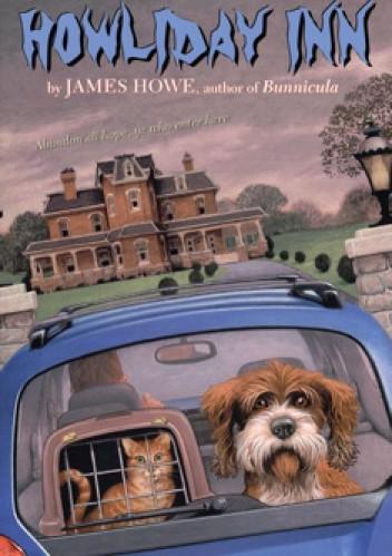 Okładka książki Holiday Inn James Howe