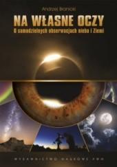 Okładka książki Na własne oczy Andrzej Branicki
