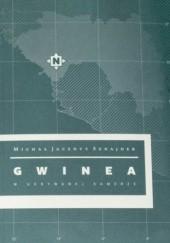 Okładka książki Gwinea w ukrywanej kamerze Michał Jacenty Sznajder