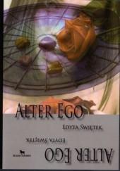 Okładka książki Alter Ego Edyta Świętek
