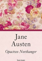 Okładka książki Opactwo Northanger Jane Austen