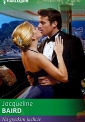 Okładka książki Na greckim jachcie Jacqueline Baird