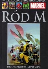 Okładka książki Ród M Brian Michael Bendis,Olivier Coipel,Mike Mayhew