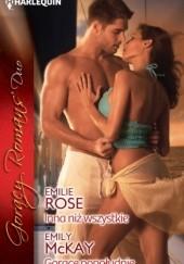 Okładka książki Inna niż wszystkie, Gorące popołudnie Emily McKay,Emilie Rose
