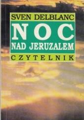 Okładka książki Noc nad Jeruzalem Sven Delblanc