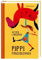 Okładka książki Pippi Pończoszanka Astrid Lindgren