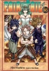 Okładka książki Fairy Tail Volume 36 Hiro Mashima
