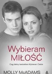 Okładka książki Wybieram miłość Molly McAdams