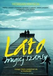 Okładka książki Lato drugiej szansy Morgan Matson