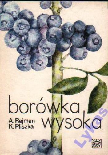 Okładka książki Borówka wysoka Kazimierz Pliszka,Aleksander Rejman