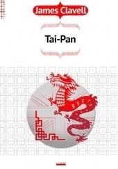 Okładka książki Tai-pan James Clavell