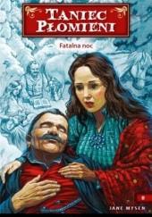 Okładka książki Fatalna noc Jane Mysen