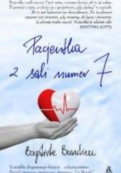 Okładka książki Pacjentka z sali numer 7 Baptiste Beaulieu