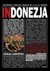 Okładka książki Indonezja Natalia Laskowska