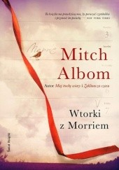 Okładka książki Wtorki z Morriem Mitch Albom