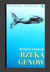 Okładka książki Rzeka genów Richard Dawkins