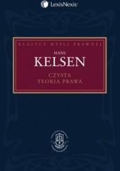 Okładka książki Czysta teoria prawa Hans Kelsen