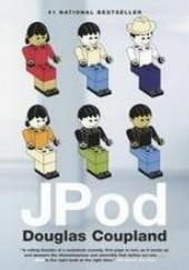Okładka książki jPod Douglas Coupland