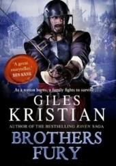 Okładka książki Brothers Fury Giles Kristian