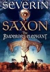 Okładka książki The Emperors Elephant Tim Severin