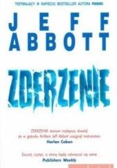Okładka książki Zderzenie Jeff Abbott